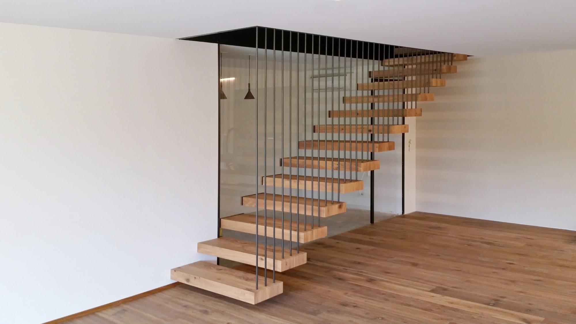 beste von schwebende treppe haus design ideen. Black Bedroom Furniture Sets. Home Design Ideas