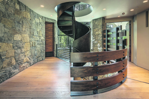 2017-03 - Summit Daily News - Choose your staircase style