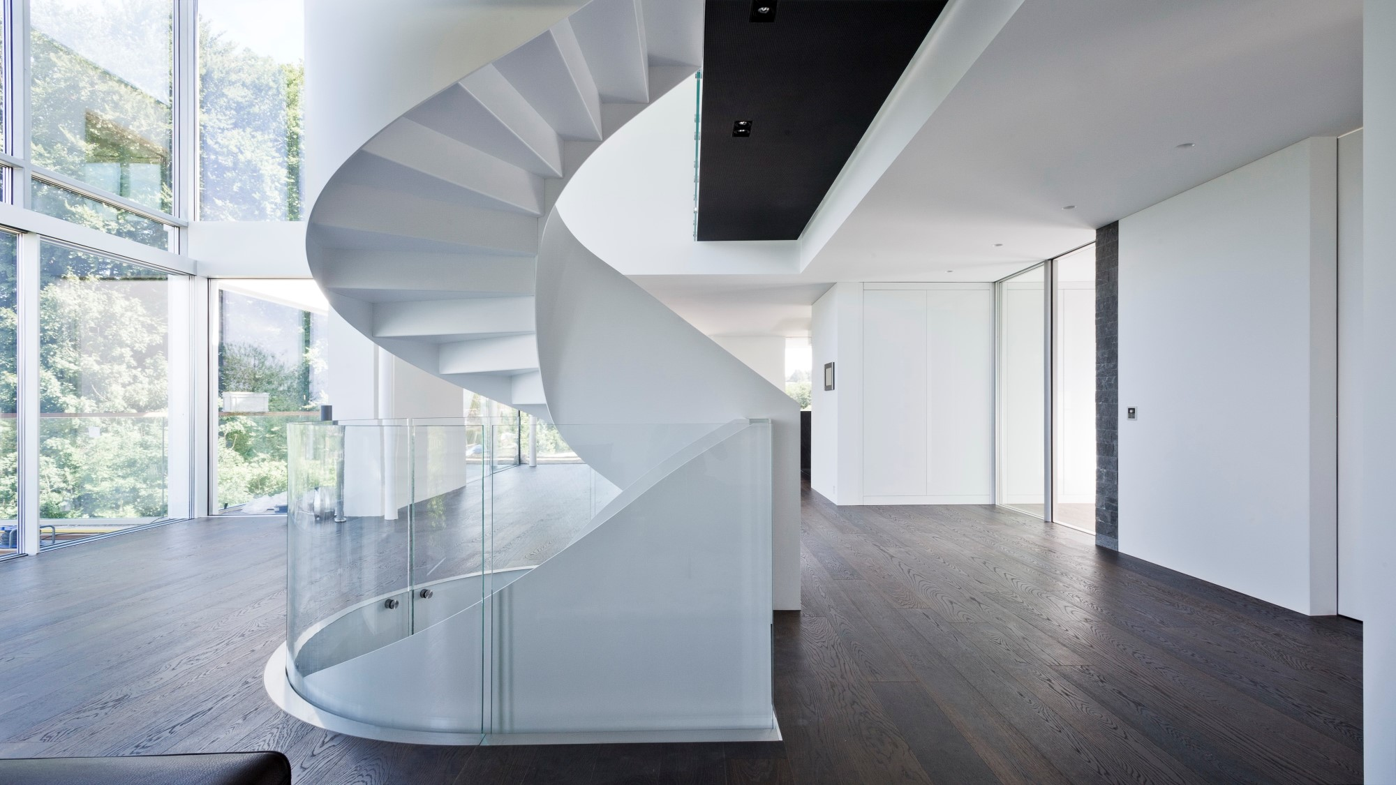 String staircase bent